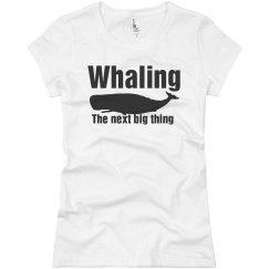 Whaling T-Shirt