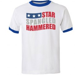 Star Spangled Hammered