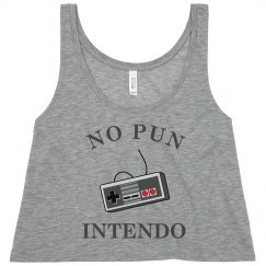 Funny No Pun-Intendo