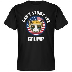 Can't Stump The Trumpy Cat