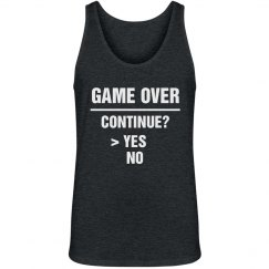 It's Game Over