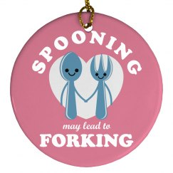 Spooning and Forking