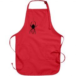 Spider Apron