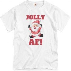 Jolly AF! Tee