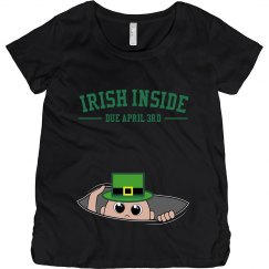 Lil' Irish Baby Inside
