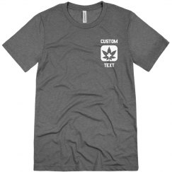 Marijuana Dispensary Custom Tees