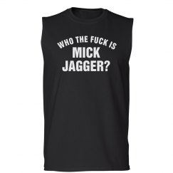 Who Is Jagger Sleeveless