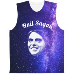 Hail Sagan Galaxy All Over Print