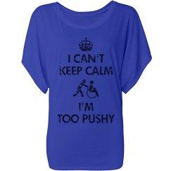 Too Pushy