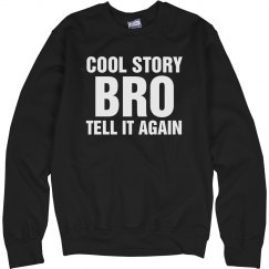 Cool Story Black