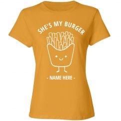 She's My Burger