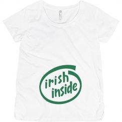 Irish Baby Inside Maternity