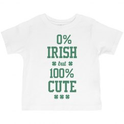 Irish Percentages on St Pattys