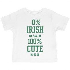 Irish Percentages on St Pattys