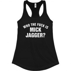 WTF Jagger Wmns Tank