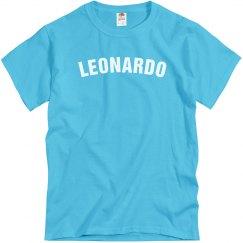 Leo Blue Group Costume