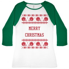 Team Bride Sweatshirt Ugly Christmas