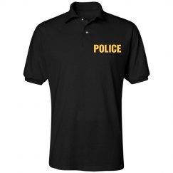 Police Polo