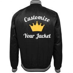 Customize Your Jacket