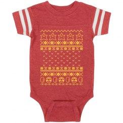 Christmas Plumber Baby