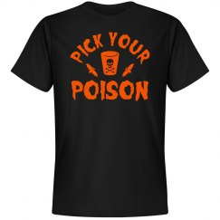 Pick Up Your Poison Halloween Shirt