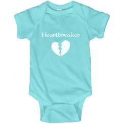 Baby Heartbreaker Onesie
