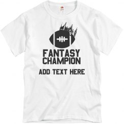 Crowned Fantasy Champion