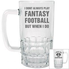 Mr. Fantasy Football Champion