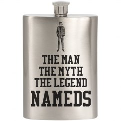 Man, Myth, Legend Nameds
