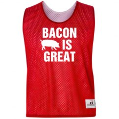 Bacon Is Great Pinny