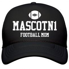 Mascotn1 Football Mom Hat