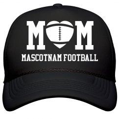 Mascotnam Football Mom Love