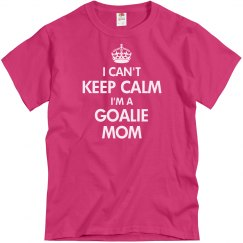 I'm a Goalie mom