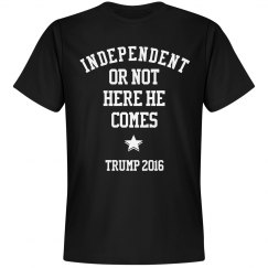 Independent Or Not Trump