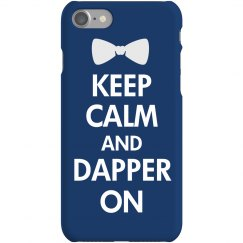Keep Calm Dapper On