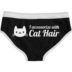 Cat Hair Accessorize