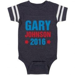 I'm A Gary Johnson Baby