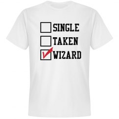 Wizard T-shirt