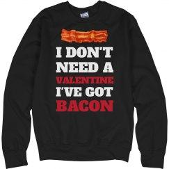 Bacon Over Love