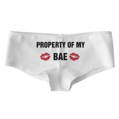Property of My Bae