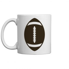 Football Coffee Cup