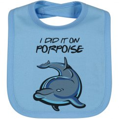 I Did It On Porpoise