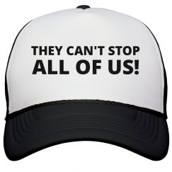 Area 51 Can't Stop Us Hat