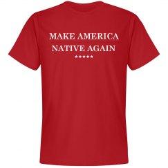Make America Native Again Stars
