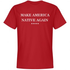 Make America Native Again Stars