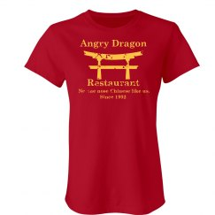 Angry Dragon Chinese