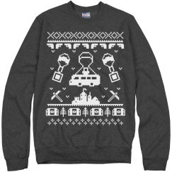 Fortnite Gaming Ugly Sweater