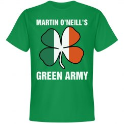 Martin O'neill's Green Army