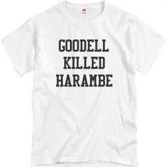 Goodell Killed Harambe