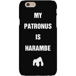 My Patronus Is Harambe Case